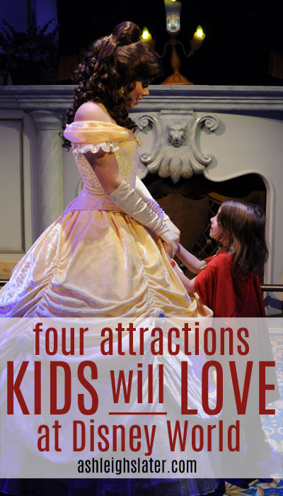 kids will love at Disney