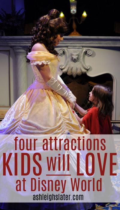 kids will love at Disney