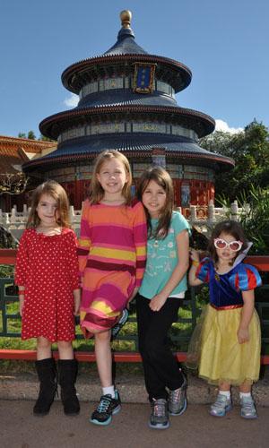 kids will love at Disney.