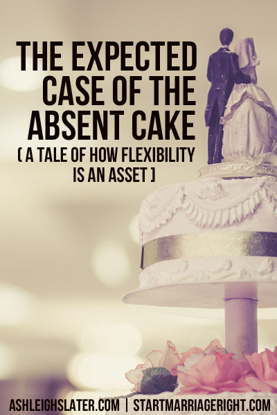 The Expected Case of the Absent Cake