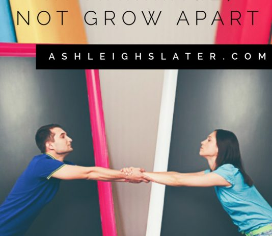 How to Change Together in Marriage, Not Grow Apart