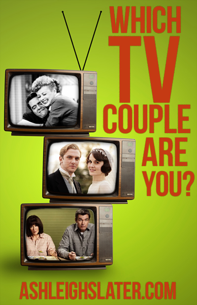 Which TV Couple Are You?