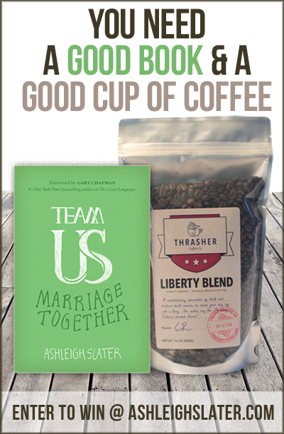 Coffee + Book = Giveaway