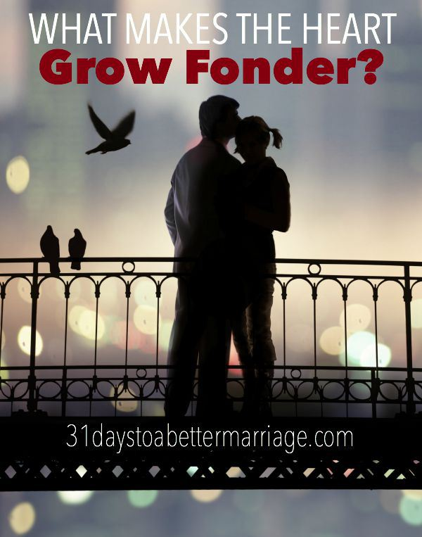 What Makes the Heart Grow Fonder