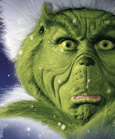 What to Do When You're Married to the Grinch