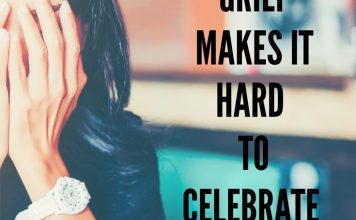 When Your Grief Makes It Hard to Celebrate With Others