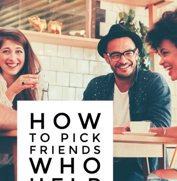 How to Pick Friends Who Help Marriage