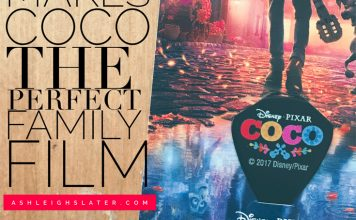 What Makes COCO the Perfect Family Film