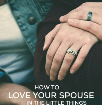 How to Love Your Spouse in the Little Things jpg
